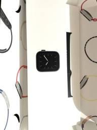 Apple Watch 5 44mm Cinza Espacial