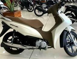Honda Biz 125 zero