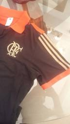 Camisa do flamengo polo