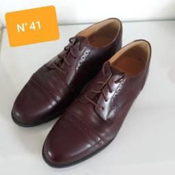 Sapatos sociais n°41