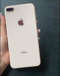 iPhone 8 Plus Rose 256g