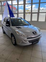 PEUGEOT 207 1.4 XR SPORT SW 8V FLEX 4P MANUAL $19.900,00