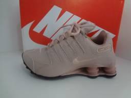 Tênis 4 Molas Nike Shox Aceito Cartões Entrega Grátis