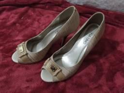Sapato Via Uno n35