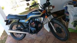 Moto cg 125 ano 88