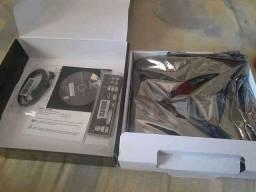 kit somente placa e processado com 5 mes de garantia I7 8700 + aorus gaming