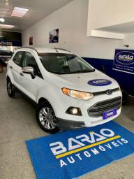 EcoSport 1.6 FreeStyle 2013 TOP + IPVA 2020 Pago