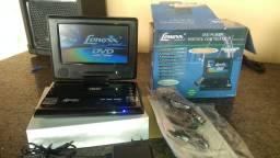 Vendo dvd portátil lenoxx