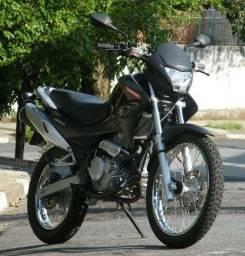 Moto Honda Falcon 2013