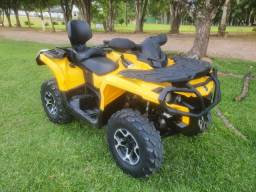 Quadriciclo Can Am Brp 650 Max