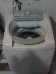 Lavadora com defeito