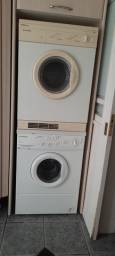 Lavadora e Secadora Continental 127v (empilháveis ou lado a lado) vendo separadas