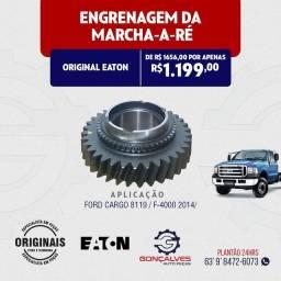 Engrenagem da marcha-a-ré original eaton cargo 816/1119