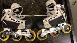 Patins alkali (uma das melhores marcas de hockey)