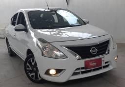 Nissan Versa Unique 1.6 2017 Automatico (CVT) - Impecável.