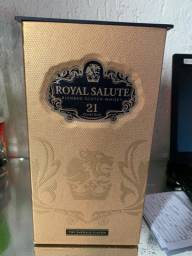 Whisk Royal salute 21 anos