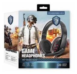 Fone game headphones novos entregamos com garantia