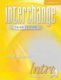 Livros Cambridge Interchang intro