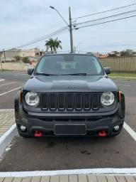 Jeep Renegade diesel automático impecável troco