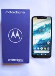 Celular Motorola Moto One 64G
