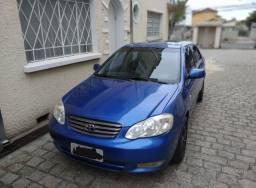 Toyota Corolla XEI 2004 1.8 automático