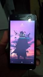Motorola moto G5 plus com biometria sem detalhes todo original