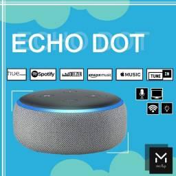 Amazon Alexia Echot Dot 3ª