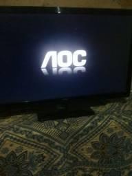 Tv monitor Aoc 23.6