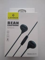 Fones de ouvido lehmox entrega grátis
