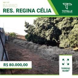 Terreno para Venda Penápolis / SP Residencial Regina Célia (464 m²)