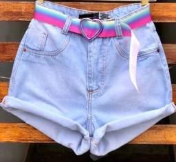 Shorts Jeans /Aceito Cartões