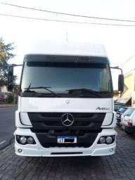 Mercedes Benz Atego 2426 2012 - Impecável !!!