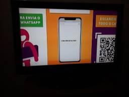 Tv Samsung 27 Polegadas pouco uso