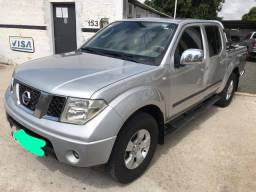 Nissan Frontier SEL 2.5 CD Automatica ano 2008