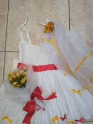 Vestido Junino