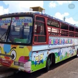 Título do anúncio: Ônibus expresso da alegria a venda