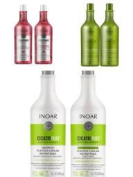 Promoção Kit shampoo e condicionador Inoar