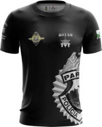 Camiseta Camisa Rotam Pmpr - Rtp (uso Liberado)