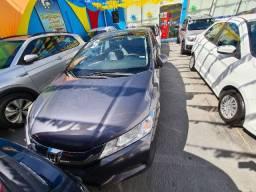 Honda City 1.5 LX Automático Flex Completo 2015