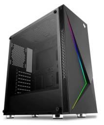 PC Gamer i7 - 8GB - RX 550 2GB - Troco e Passo Cartão