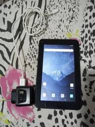 Tablet Multilaser android 8.1 nao pega chip somente wifi redes sociais  jogos play store