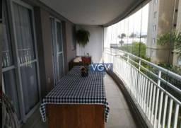 Apartamento com 3 dormitórios à venda, 126 m² por R$ 1.260.000,00 - Mooca - São Paulo/SP