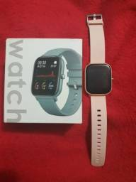 Título do anúncio: Smartwatch Colmi P8 Novo cx Lacrada