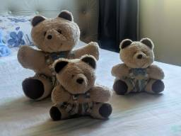 Título do anúncio: Kit 3 ursos