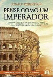 Livro Pense como um imperador - Novo e Lacrado - Edição Econômica