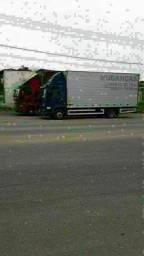 Título do anúncio: Caminhão baú voltando vazio para Curitiba