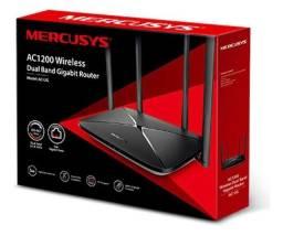 Roteador Mercusys Gigabit Dual Band Ac1200 Ac12g