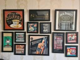 Título do anúncio: Quadros Decorativos para Bar