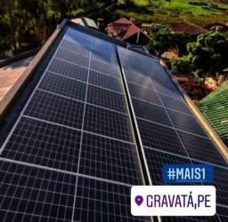 Título do anúncio: Energia Solar Faça seu Orçamento !