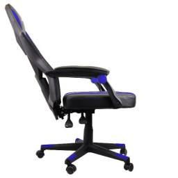 Cadeira Gamer Xperience EVO Azul, Base Giratória em até 12x